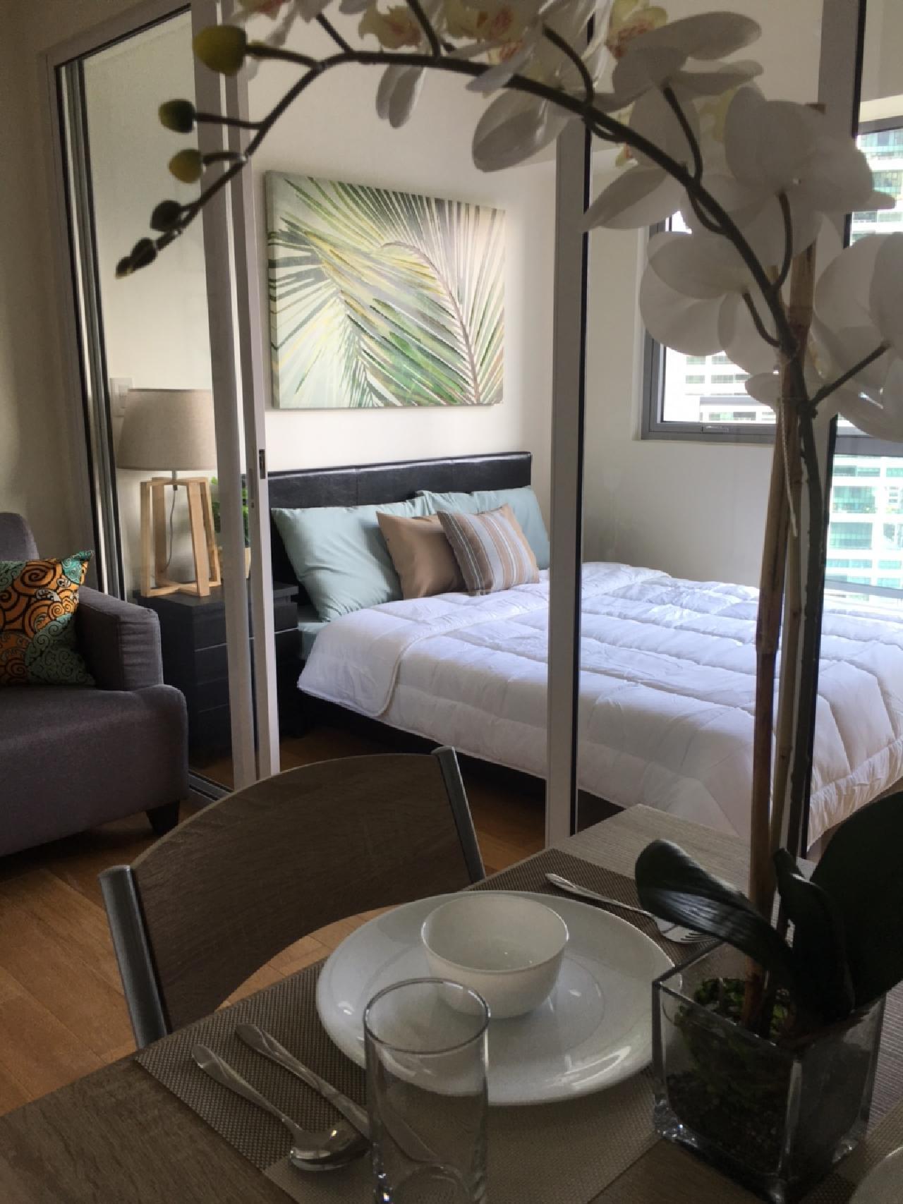 Acqua Private Residences Mandaluyong Studio Condominium For Lease