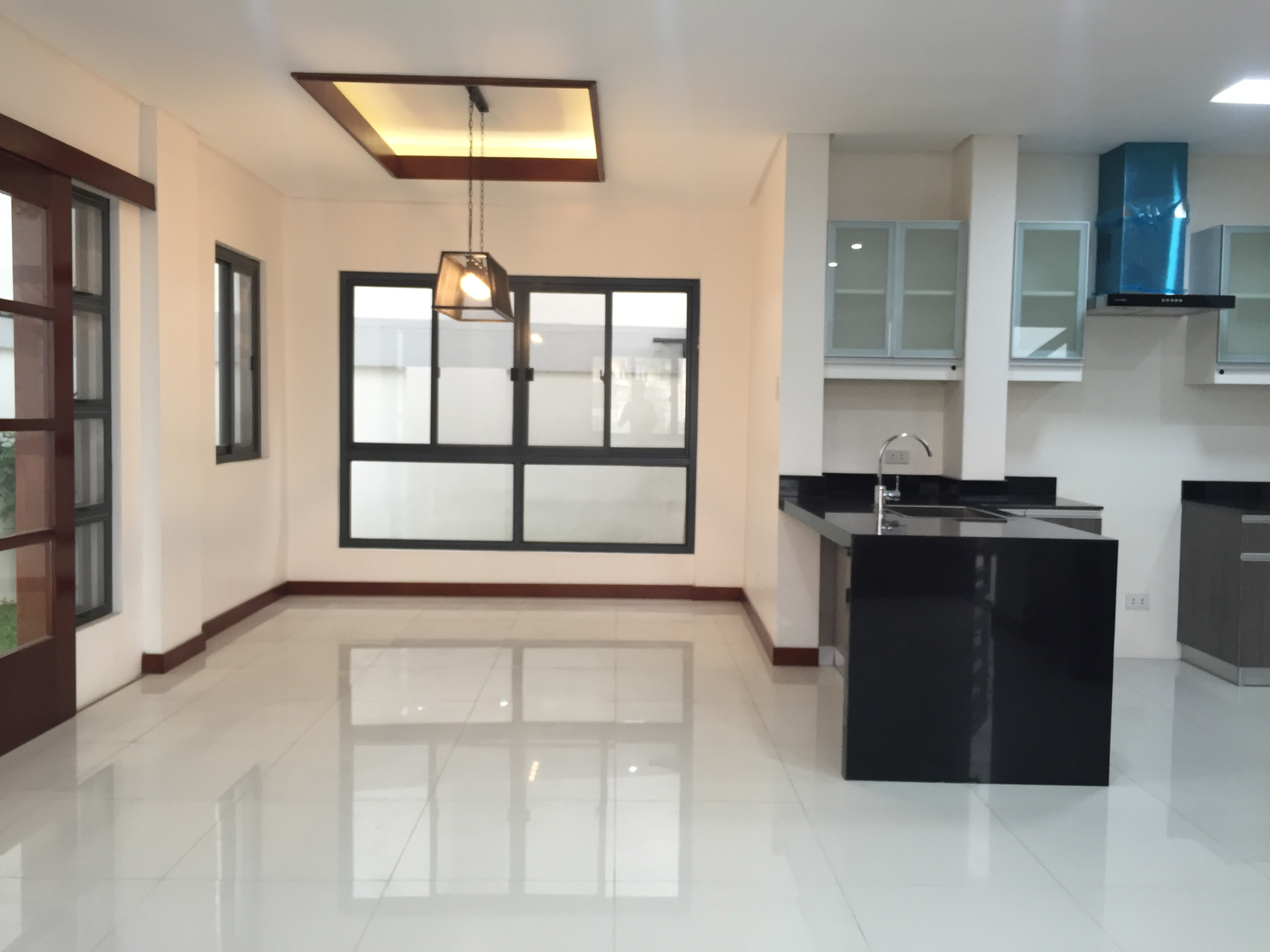 San Juan Brand New House for Lease inside gated compound