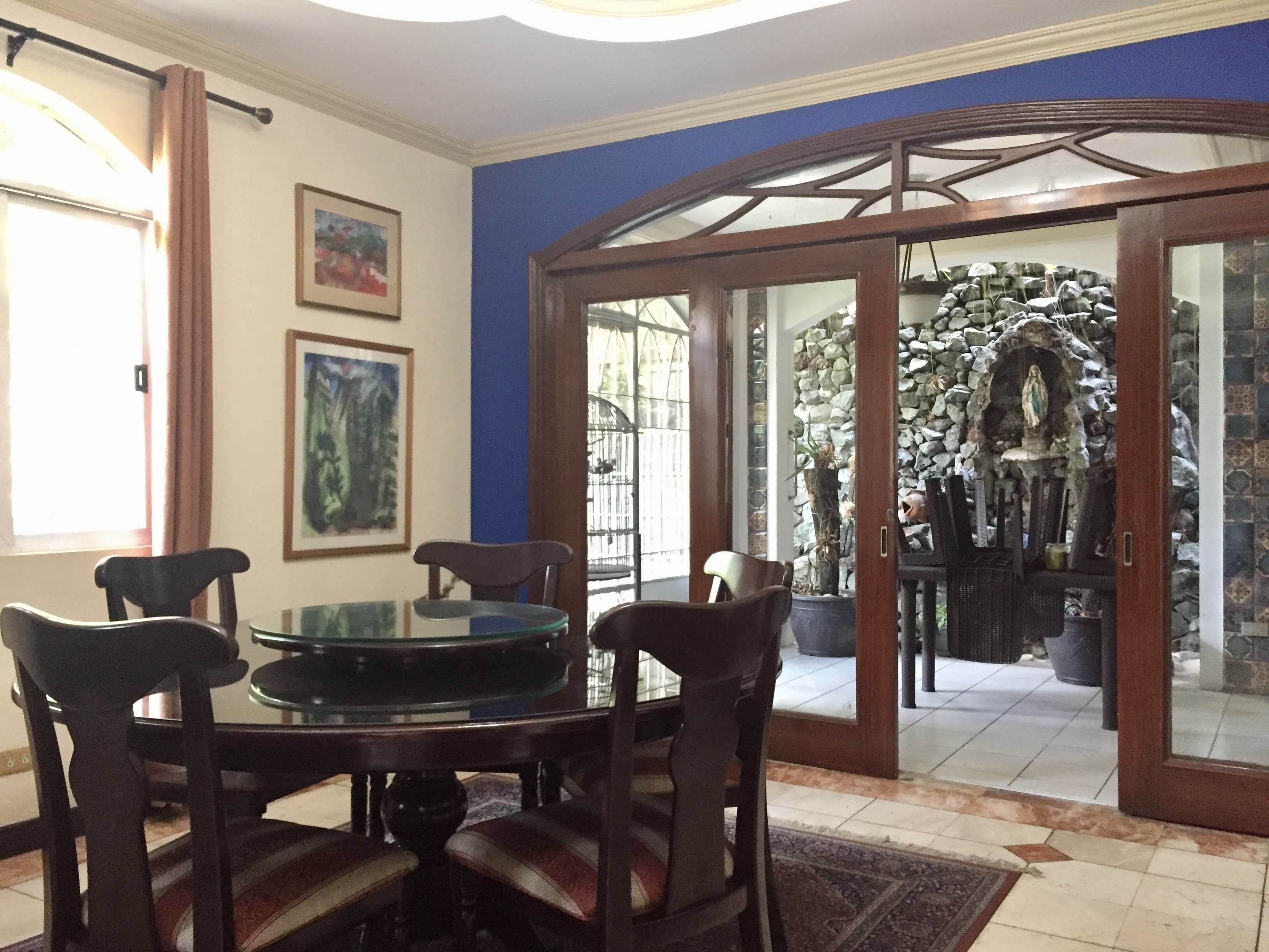 Mariposa New Manila Townhouse for Lease