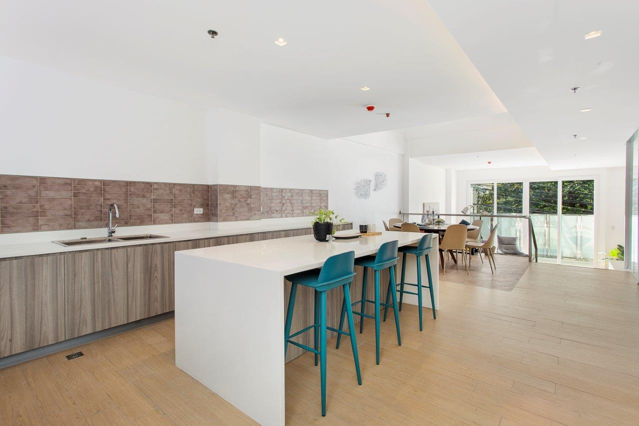 Breece Residences Kitchen