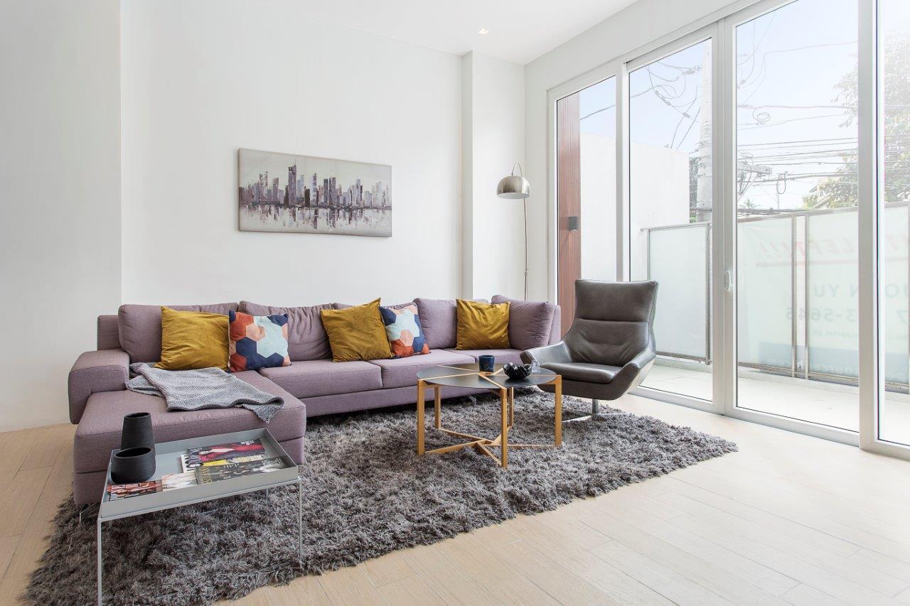 Breece Residences Living Room