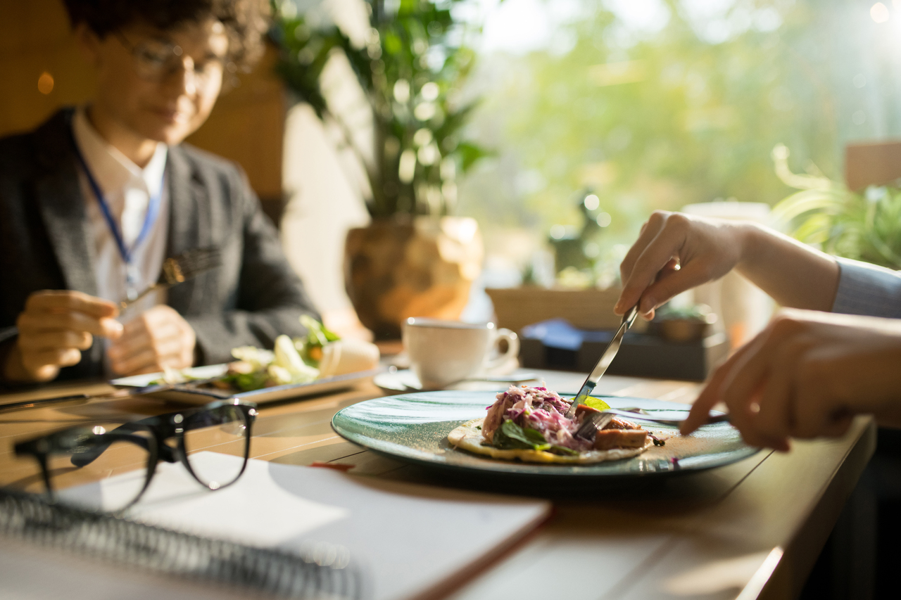 A Gastronomic Journey Is Just Around the Corner