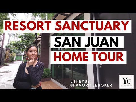 Resort Sanctuary San Juan Townhouse | Ultra Spacious | #TheYUs #FavoriteBroker | Property Source PH