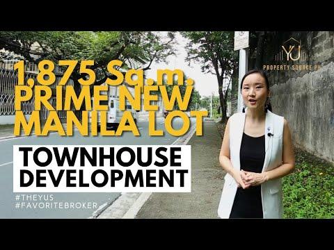 New Manila Hemady Avenue Vacant Lot #TheYUs #favoritebroker John and Daphne Yu | Property Source PH