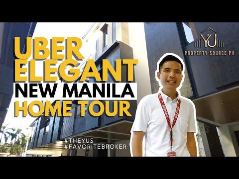 Uber Elegant New Manila House and Lot | #TheYUs #FavoriteBroker John Daphne Yu | Property Source PH