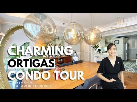 Charming Ortigas 3 Bedroom Condo Unit | Pasig City | #TheYUs #favoritebroker | Property Source PH