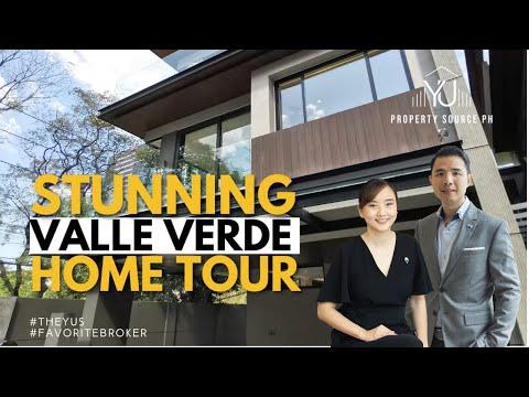 Stunning Valle Verde Home |The Residences | #TheYUs #FavoriteBroker | Property Source PH