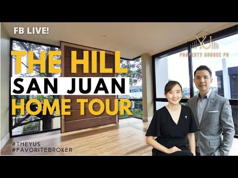 Captivating San Juan Home Tour | The Hill #TheYUs #FavoriteBroker John Daphne Yu Property Source PH