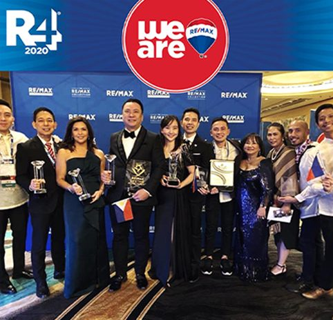 REMAX R4 2020 Awardees Property Source PH