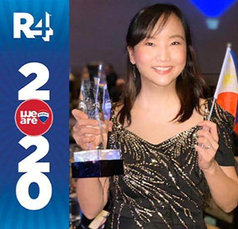 REMAX R4 Awards 2020 Daphne Yu Platinum Club Property Source PH