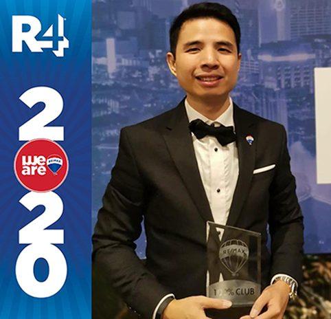 REMAX R4 Awards 2020 John Yu Property Source PH