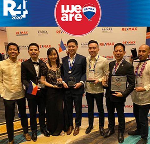 REMAX R2 2020 Awardees Capital